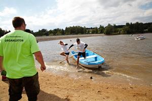 Disciplína Slepý námořník Tourism X Games 2015